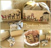 <b>My Christmas Stocking <BR> Reindeer Season<BR><font color=&quot;#BD5959&quot;>** TERMINé-OVER **</font></b>